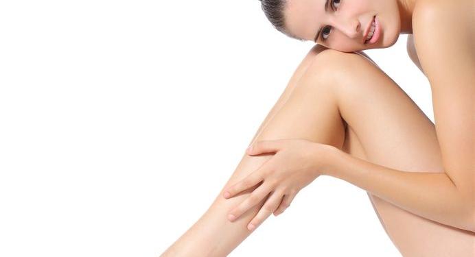 Dauerhafte Haarentfernung Beine